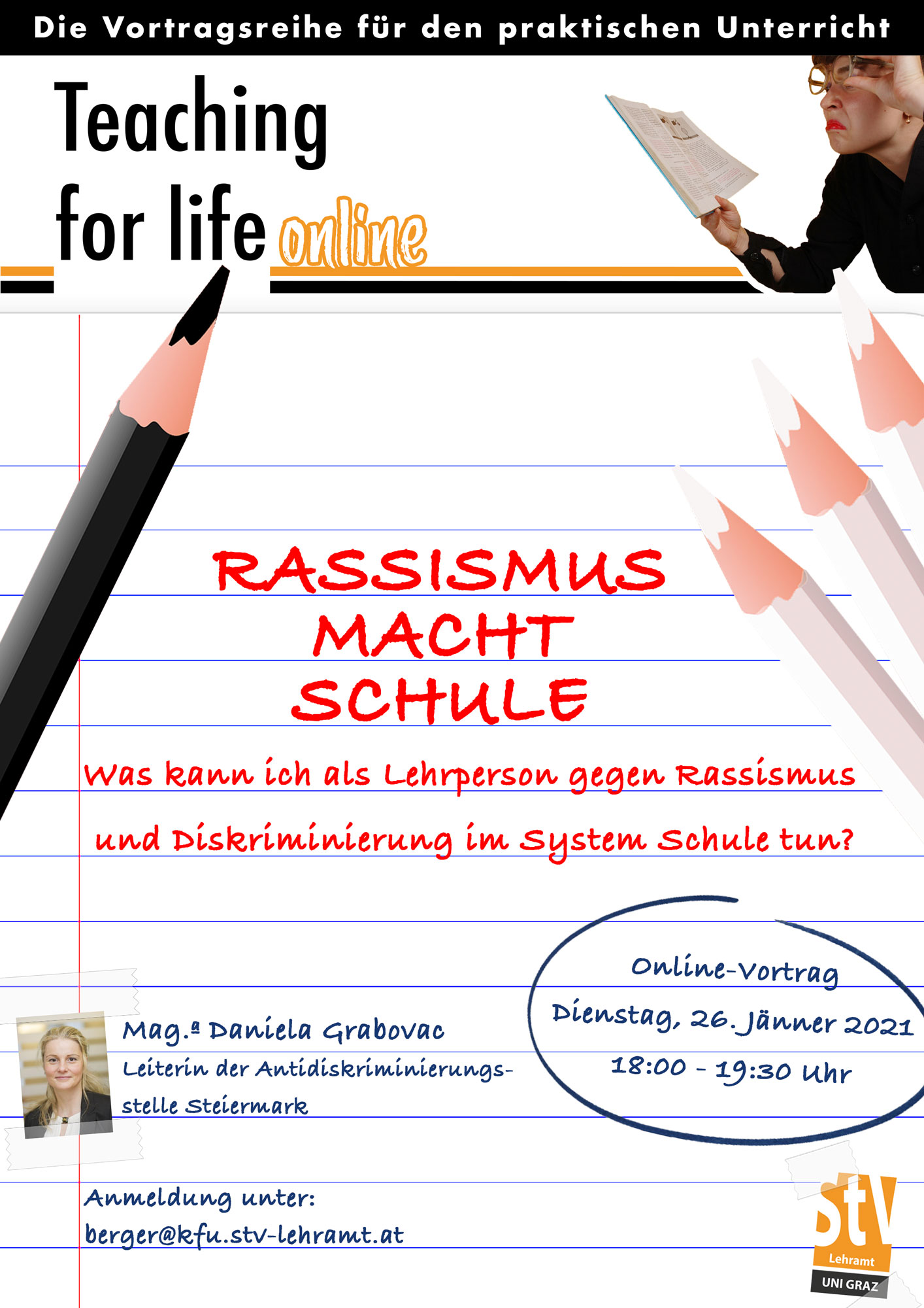 Rassismus-Macht-Schule  (Teaching for life)